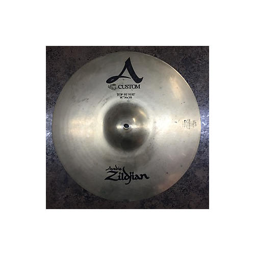 Zildjian 14in A Custom Hi Hat Bottom Cymbal