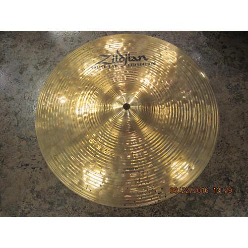 Zildjian 14in A Custom Hi Hat Top Cymbal-thumbnail