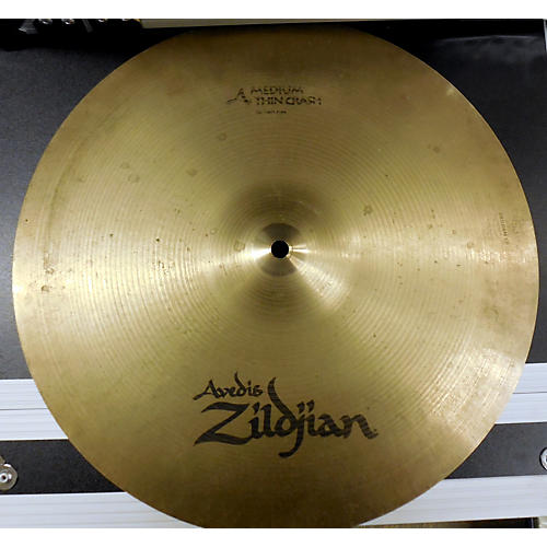Zildjian 14in A Custom Hi Hat Top Cymbal-thumbnail