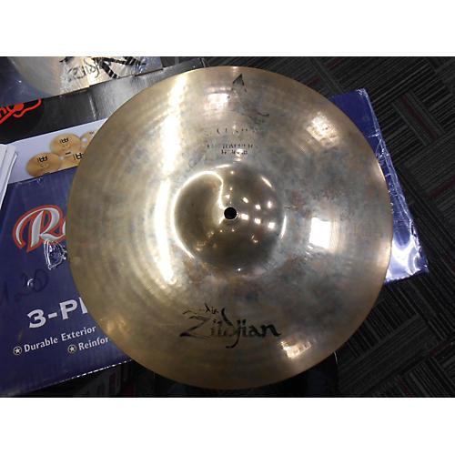 Zildjian 14in A Custom Mastersound Hi Hat Bottom Cymbal-thumbnail