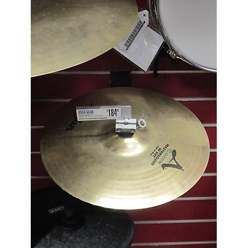 Zildjian 14in A Custom Mastersound Hi Hat Pair Cymbal-thumbnail