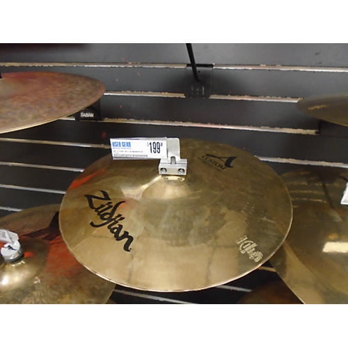 Zildjian 14in A Custom Mastersound Hi Hat Pair Cymbal