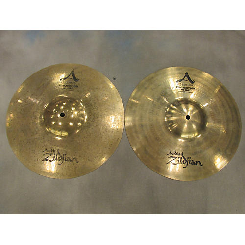 Zildjian 14in A Custom Projection Hi Hat Cymbal-thumbnail
