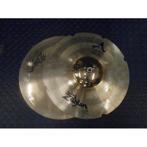 Zildjian 14in A Custom Rezo Hi Hat Pair Cymbal