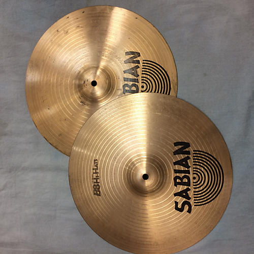 Zildjian 14in A Custom Rezo Hi Hat Pair Cymbal  33