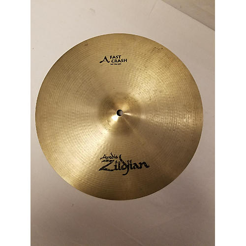 Zildjian 14in A Fast Crash Cymbal