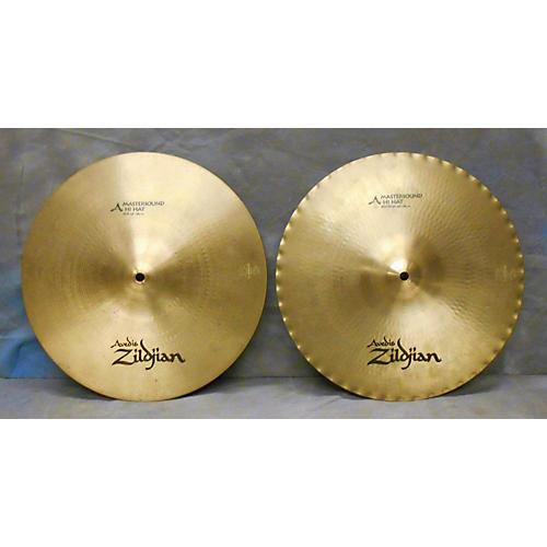 Zildjian 14in A Mastersound Hi Hat Pair Cymbal