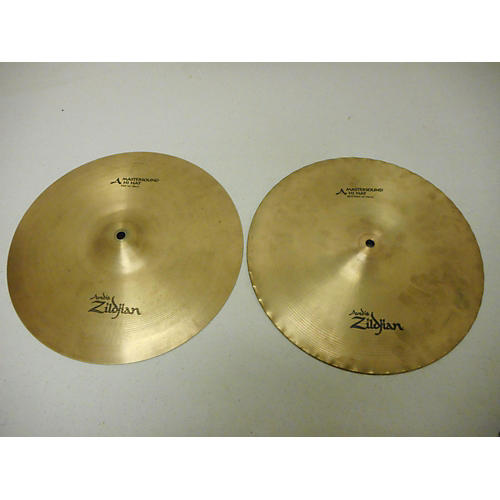 Zildjian 14in A Mastersound Hi Hat Pair Cymbal-thumbnail