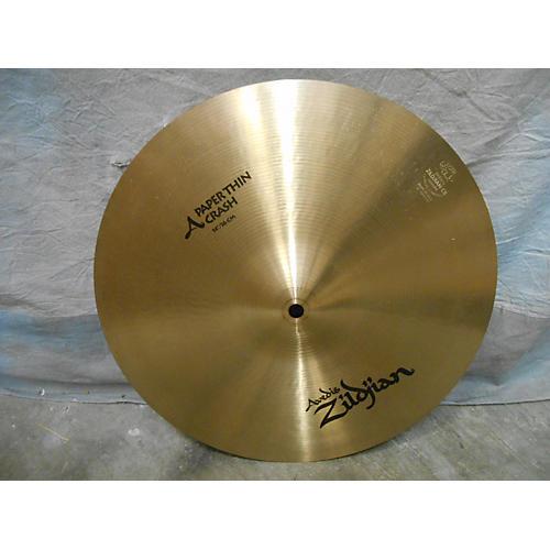 Zildjian 14in A Paper Thin Crash Cymbal-thumbnail