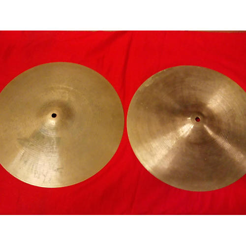 Zildjian 14in A Series Hi Hat Pair Cymbal-thumbnail