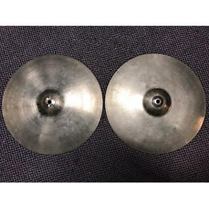 Pre-owned Zildjian 14 inch A Series Hi Hat Pair Cymbal by Zildjian