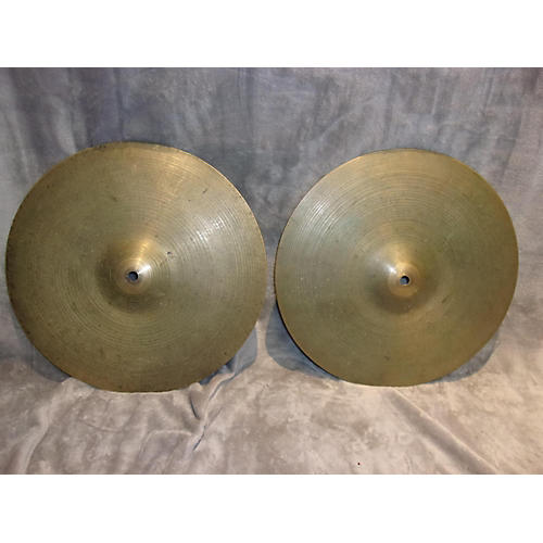 Zildjian 14in A Series Hi Hat Pair Cymbal