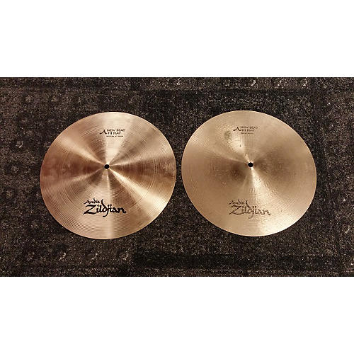 Zildjian 14in A Series New Beat Pair Cymbal