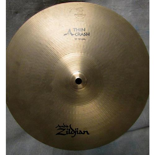 Zildjian 14in A Thin Crash Cymbal