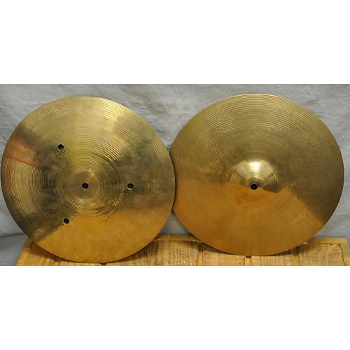 Sabian 14in AA Flat Hi Hat Pair Cymbal-thumbnail