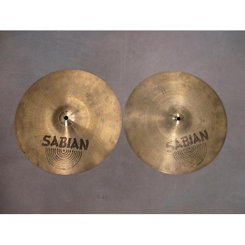 Sabian 14in AA Flat Hi Hat Pair Cymbal  33