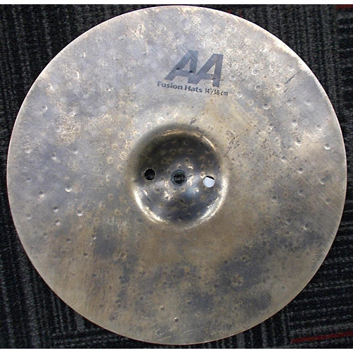 Sabian 14in AA Fusion Hi Hat Bottom Cymbal