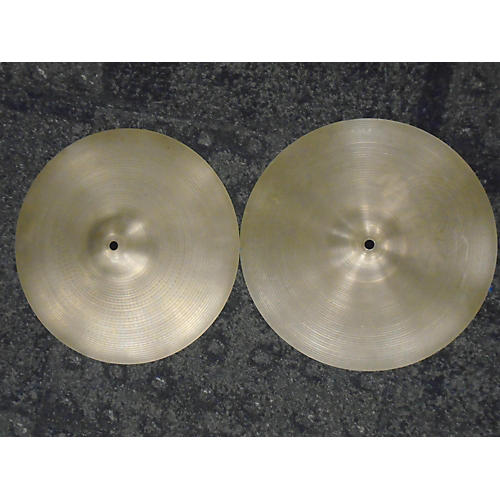 Sabian 14in AA Medium Hi Hat Pair Brilliant Cymbal