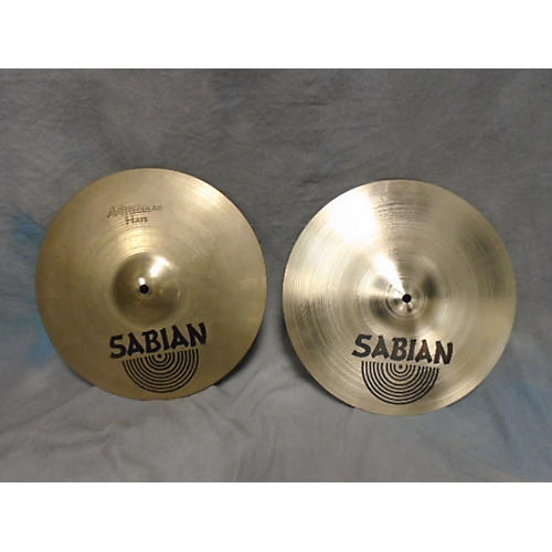 Sabian 14in AA REGULAR HIHAT PAIR Cymbal  33