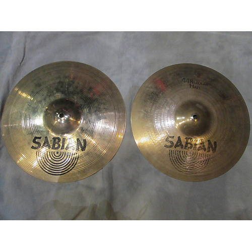 Sabian 14in AA Regular Hats Cymbal