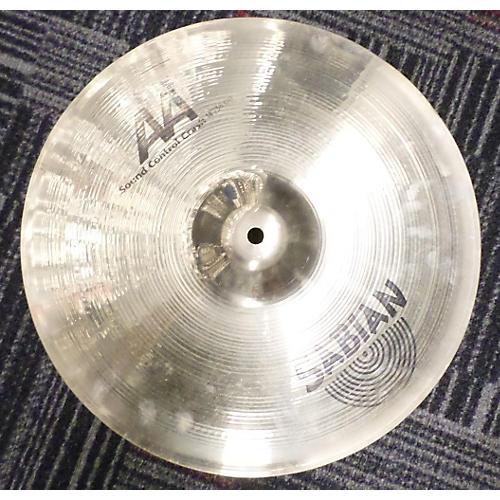 Sabian 14in AA Sound Control Crash Brilliant Cymbal-thumbnail
