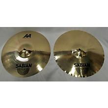Sabian 14in AA X Celerator Hi Hat Pair Cymbal