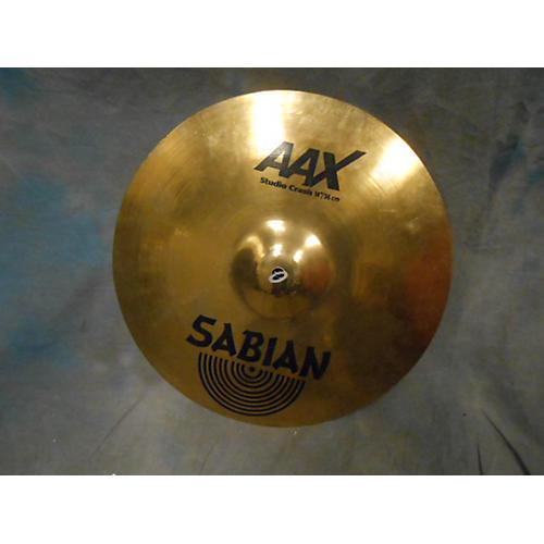 Sabian 14in AAX Crash Cymbal  33