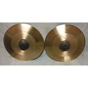 Sabian 14in AAX FREQUENCY HIHAT Cymbal