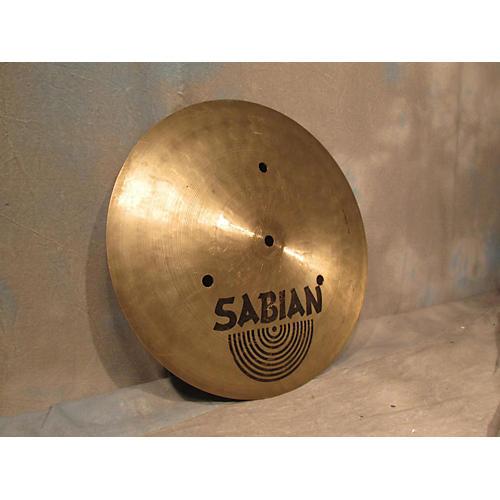 Sabian 14in AAX Fast Hi Hat Bottom Cymbal-thumbnail