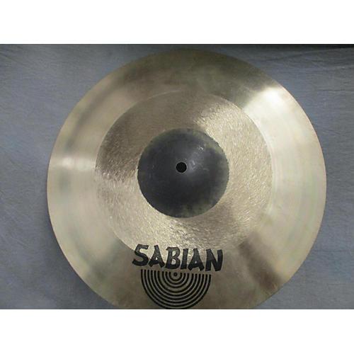 Sabian 14in AAX Freq Bottom Cymbal