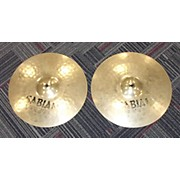Sabian 14in AAX Metal Hi Hat Pair Cymbal