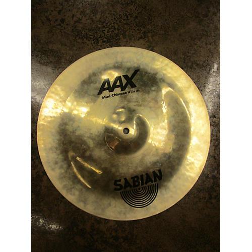 Sabian 14in AAX Mini Chinese Cymbal