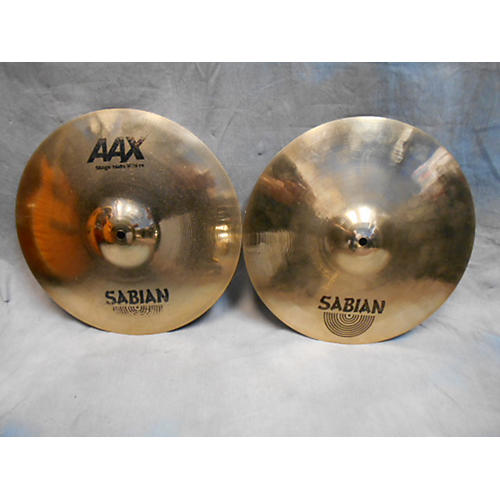 Sabian 14in AAX Stage Hi Hat Pair Cymbal