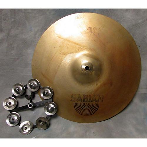 Sabian 14in AAX Studio Crash Brilliant Cymbal