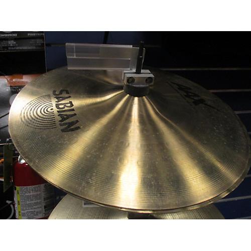 Sabian 14in AAX X Celerator Hi Hat Pair Cymbal-thumbnail