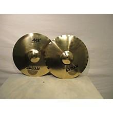 Sabian 14in AAX X Celerator Hi Hat Pair Cymbal