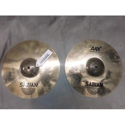 Sabian 14in AAX Xplosion Hi Hat Pair Cymbal-thumbnail