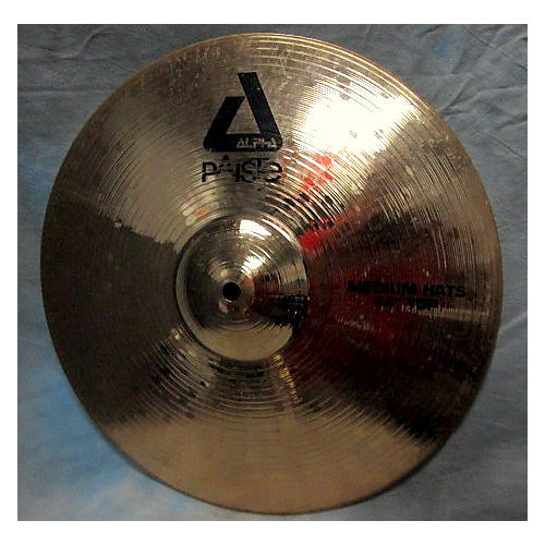 Paiste 14in ALPHA Cymbal