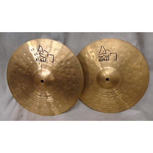 Paiste 14in ALPHA Cymbal-thumbnail
