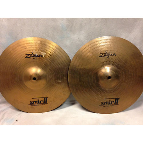 Zildjian 14in AMIR II HIGH HAT Cymbal