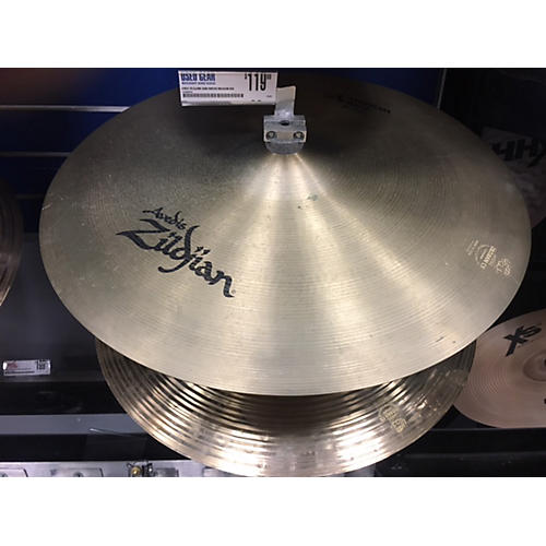 Zildjian 14in AVEDIS NEW BEAT Cymbal-thumbnail