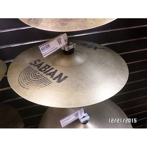 Sabian 14in Aax Stage Hats Cymbal