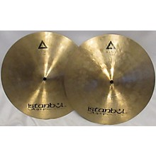 Istanbul Agop 14in Agop Signature Hi Hats Cymbal