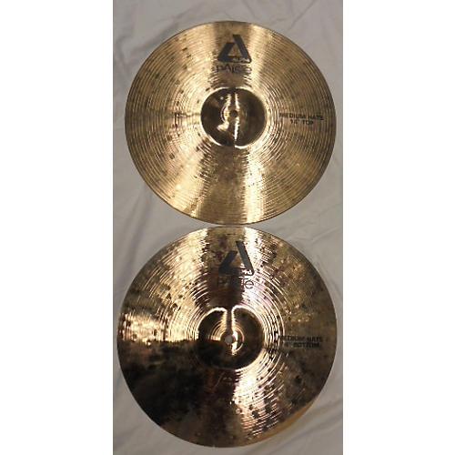 Paiste 14in Alpha Medium Hi Hat Bottom Cymbal-thumbnail