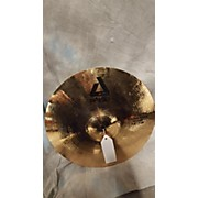 Paiste 14in Alpha Sound Edge Hi Hat Top Cymbal