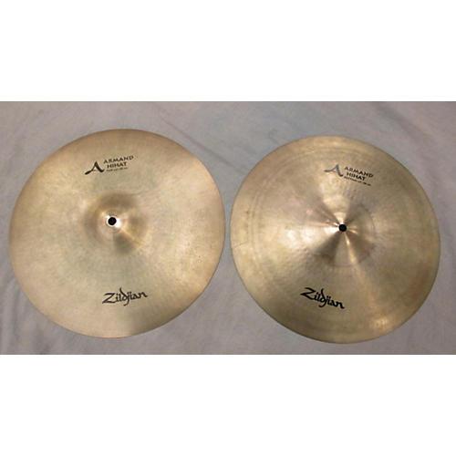 Zildjian 14in Armand Hi Hat Cymbal-thumbnail