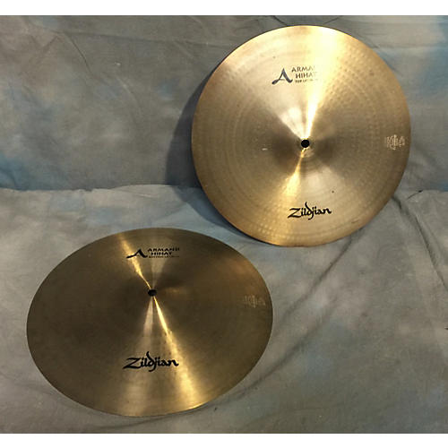 Zildjian 14in Armand Series Hi Hat Pair Cymbal