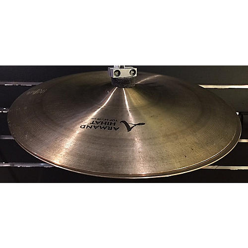 Zildjian 14in Armand Series Hi Hat Pair Cymbal-thumbnail