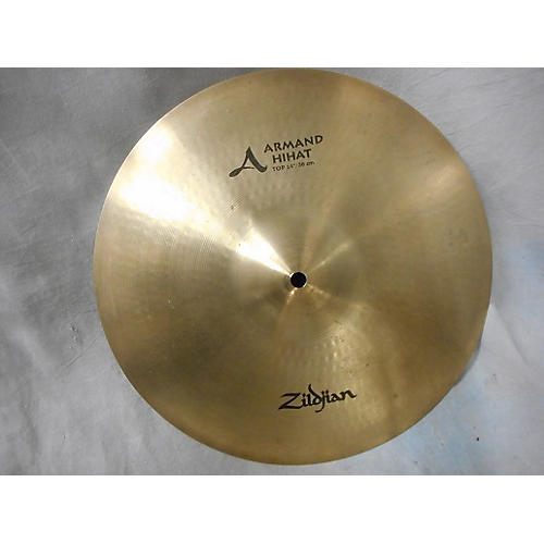 Zildjian 14in Armand Series Hi Hat Top Cymbal