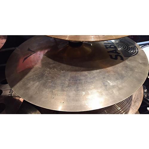 Sabian 14in Artisan Vault Crash Brilliant Cymbal